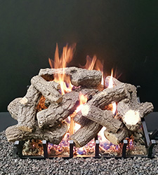 Sierra Radiant Heat Gas Logs