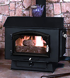 Sierra™ Wood Stove