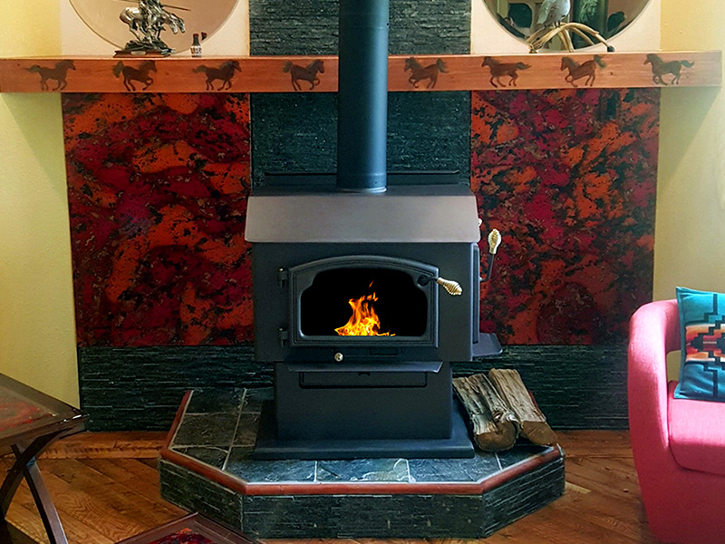Sierra Wood Stoves from Sierra Products, Inc